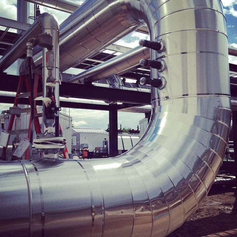 G Amp R Insulating Ltd Mechanical Pipe Insulation